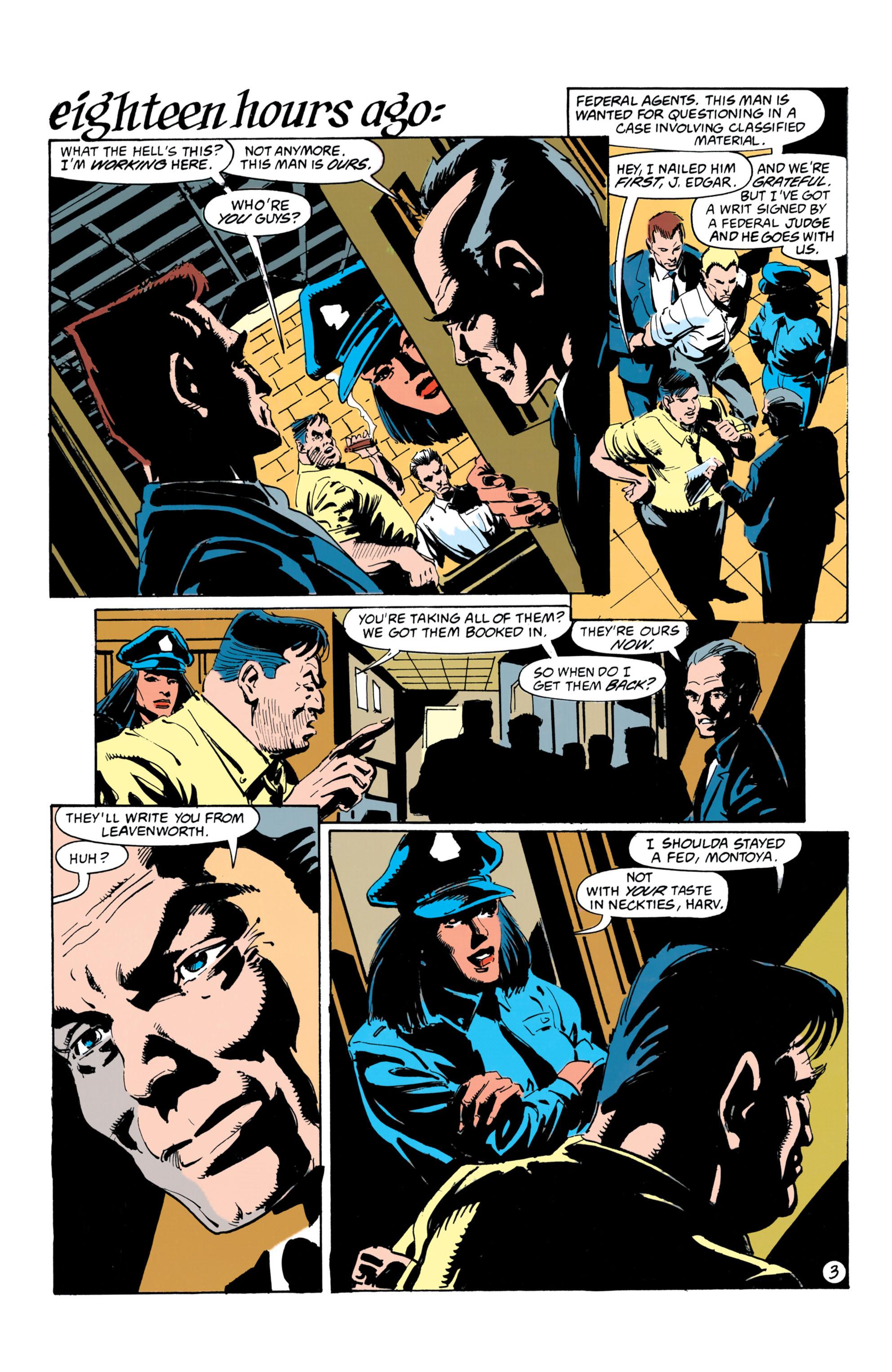 Detective Comics (1937) 658 Page 3