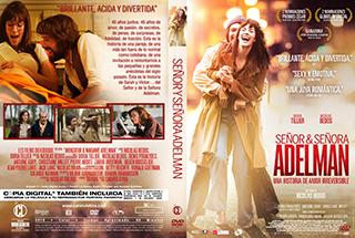 Monsieur & Madame Adelman - Señor y Señora Adelman - Cov