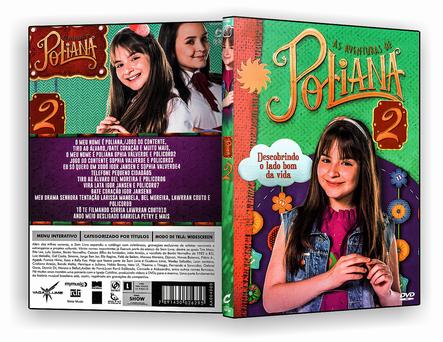CAPA DVD – As Aventuras De Poliana 2 – ISO