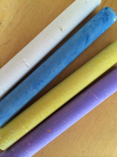Kids' chalk