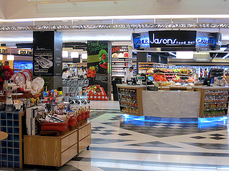 Fresh Grocer Kuala Lumpur