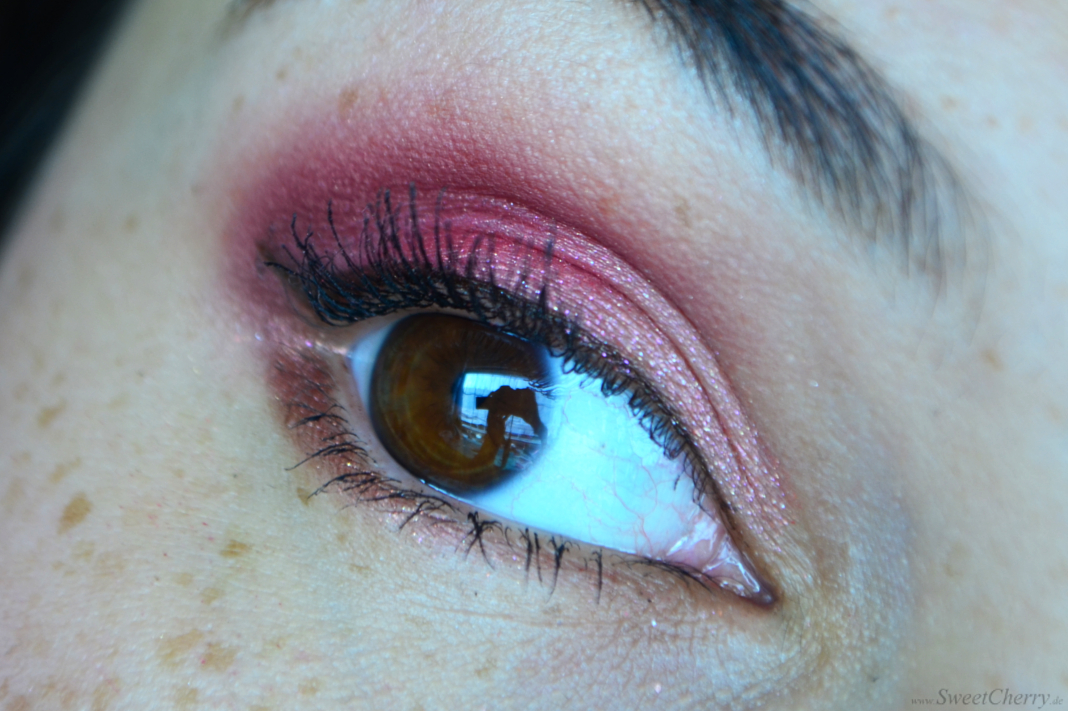 Etude House  My Little Nut Eyeshadow Fantastic Color Eyes - Tragebilder