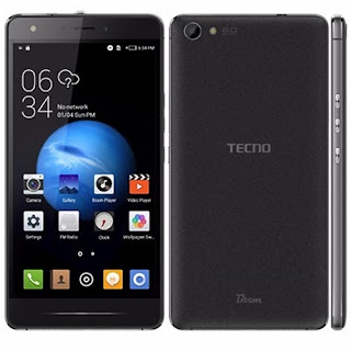 Tecno Boom J8 picture, Specs, Reviews
