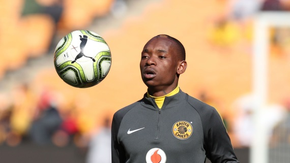 Khama Billiat says playing for Kaizer Chiefs is a dream