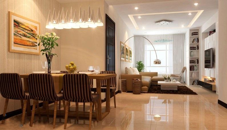 Căn hộ Palm Garden kết hợp yếu tố xanh thân thiện