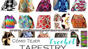 Cómo tejer Tapestry Crochet / Tutoriales en español