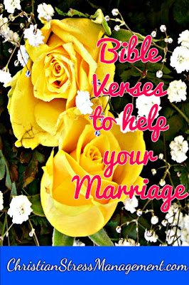 Bible verses to help your marriage