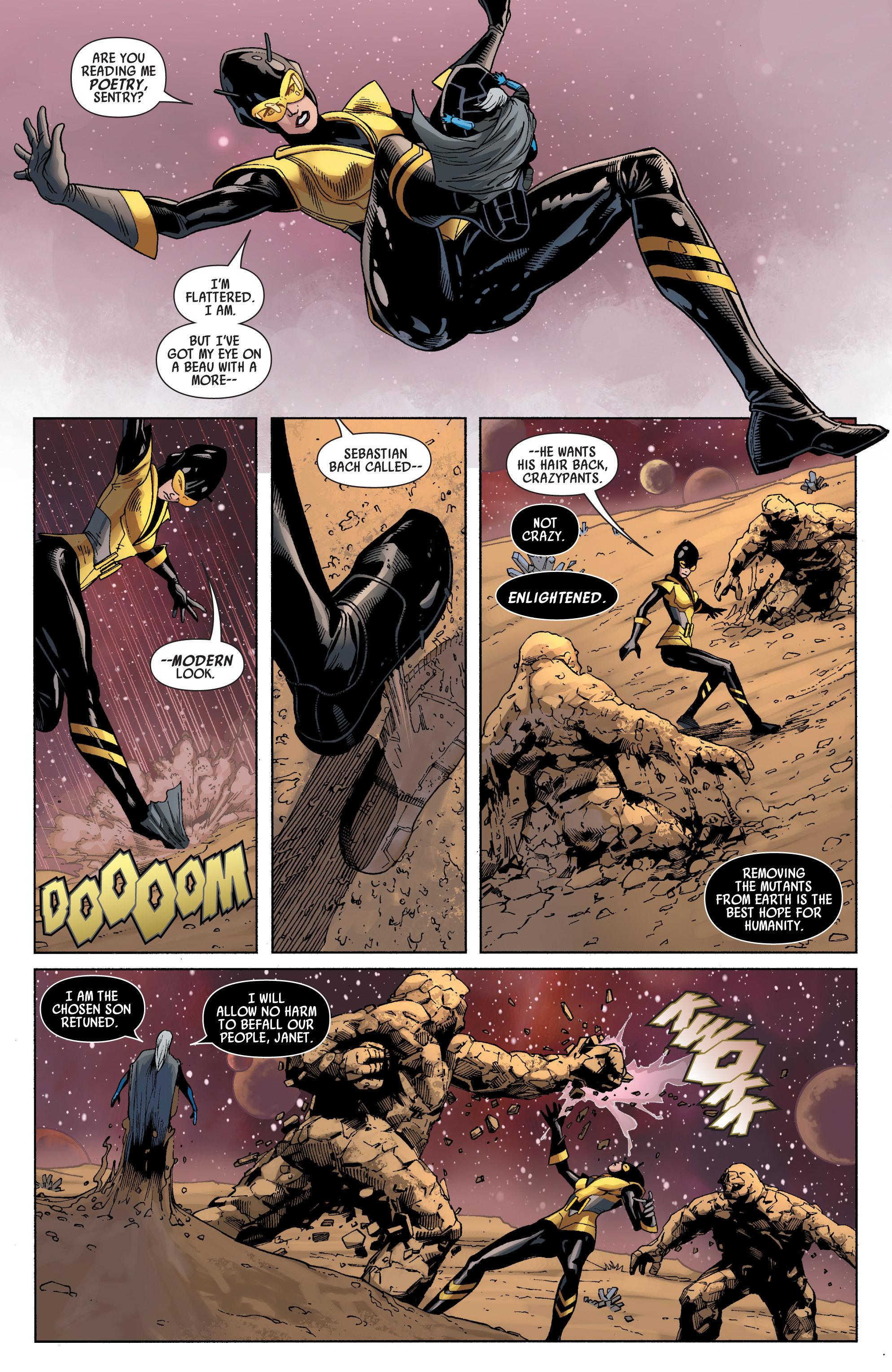 Read online Uncanny Avengers (2012) comic -  Issue #15 - 9