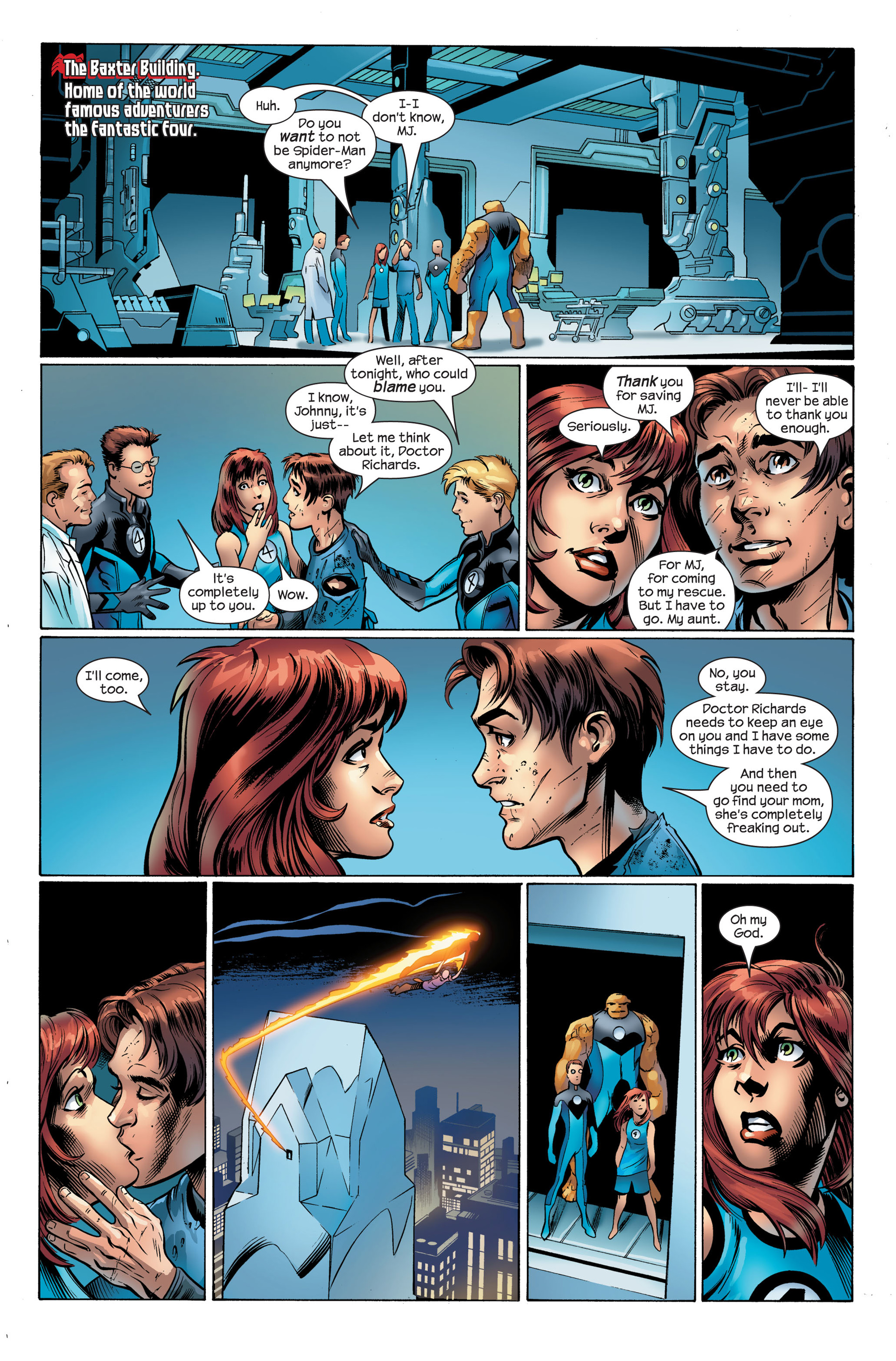 Read online Ultimate Spider-Man (2000) comic -  Issue #105 - 3