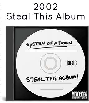 2002 - Steal This Album