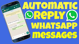 "Cara ""Auto Reply"" WhatsApp Messages  sebagai Cara Jawab Otomatis Pesan WhatsApp"