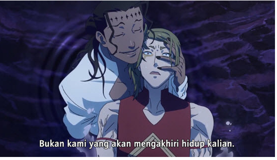 Download Anime D.Gray-man Hallow Episode 4 Subtitle Indonesia