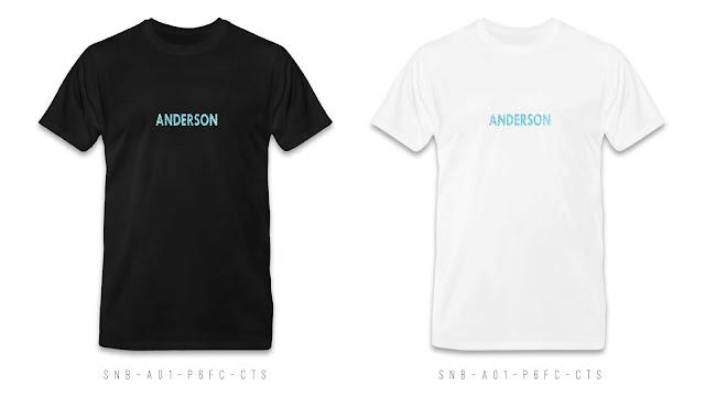 SNB-A01-P6FC-CTS Name T Shirt Design, Custom T Shirt Printing
