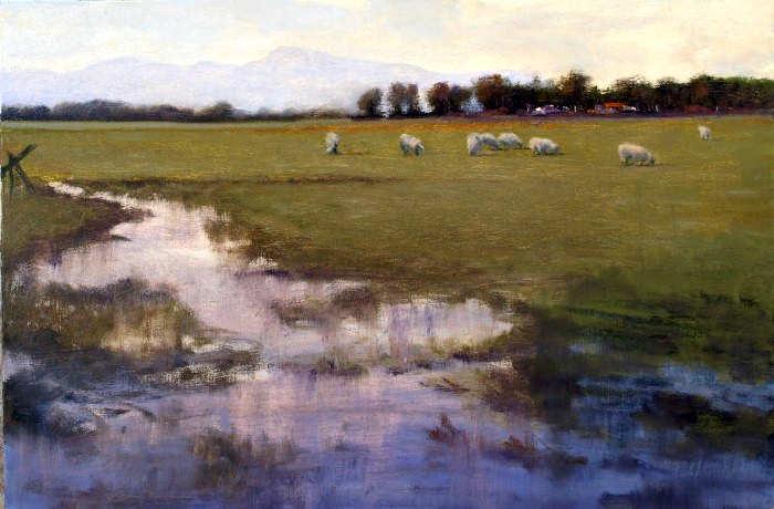 Великолепные пейзажи. William Berra 11