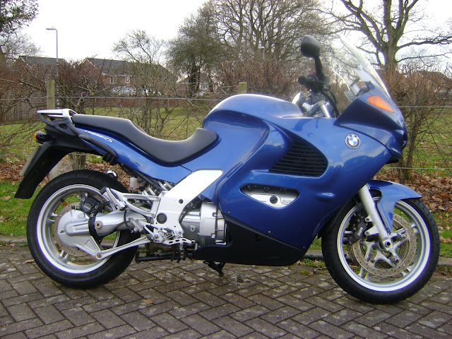 BMW K1200RS Specification