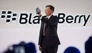 What's next for BlackBerry now that it has kissed smartphones goodbye?