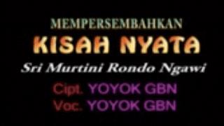Lirik Lagu Rondo Ngawi - Yoyok GBN