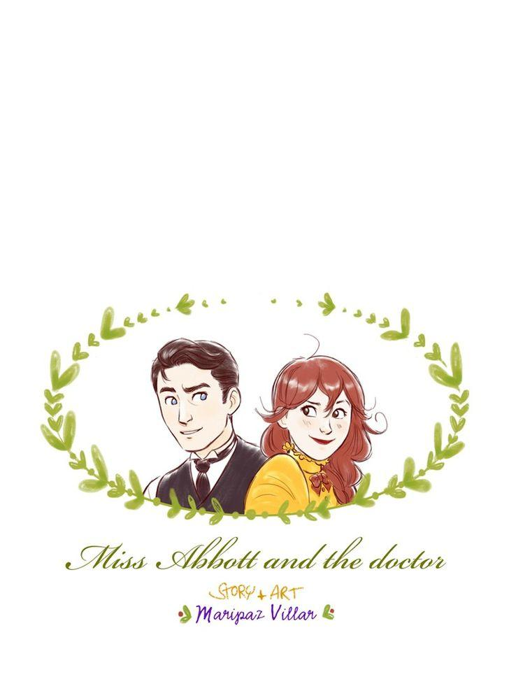 Miss Abbott And The Doctor - Chapter 15