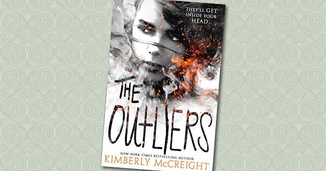 The Outliers Kimberly McCreight Cover