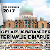 Belanjawan 2017: 'Dana gelap' Jabatan Perdana Menteri Untuk Kroni-kroni