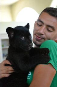 Τα νέα «μωρά» του Αττικού Ζωολογικού Πάρκου.