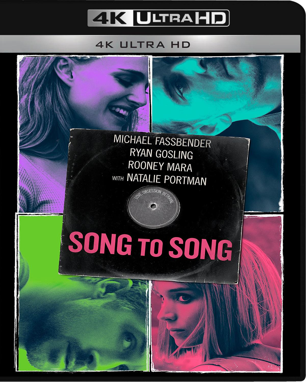 Song to Song [2017] [UHD] [2160p] [Subtitulado]