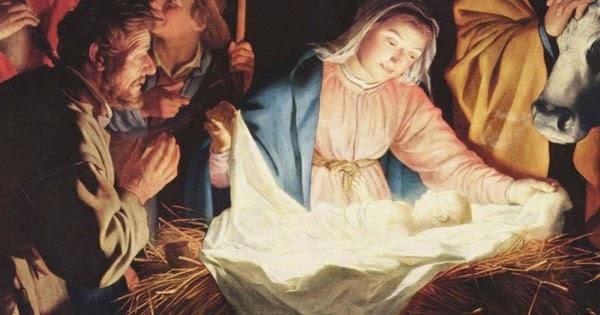 weihnachten winter geburt von jesus christus