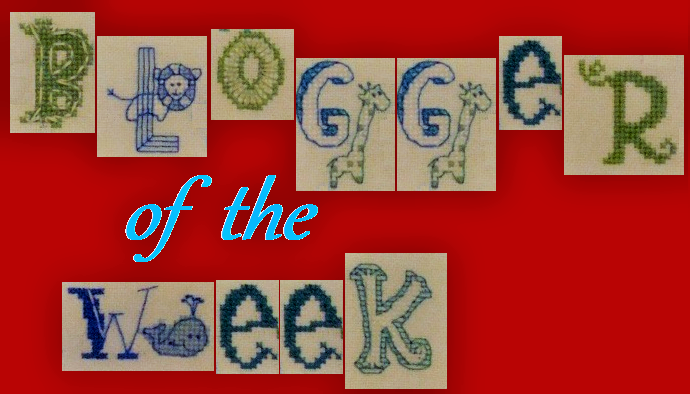 Blogger of the Week
