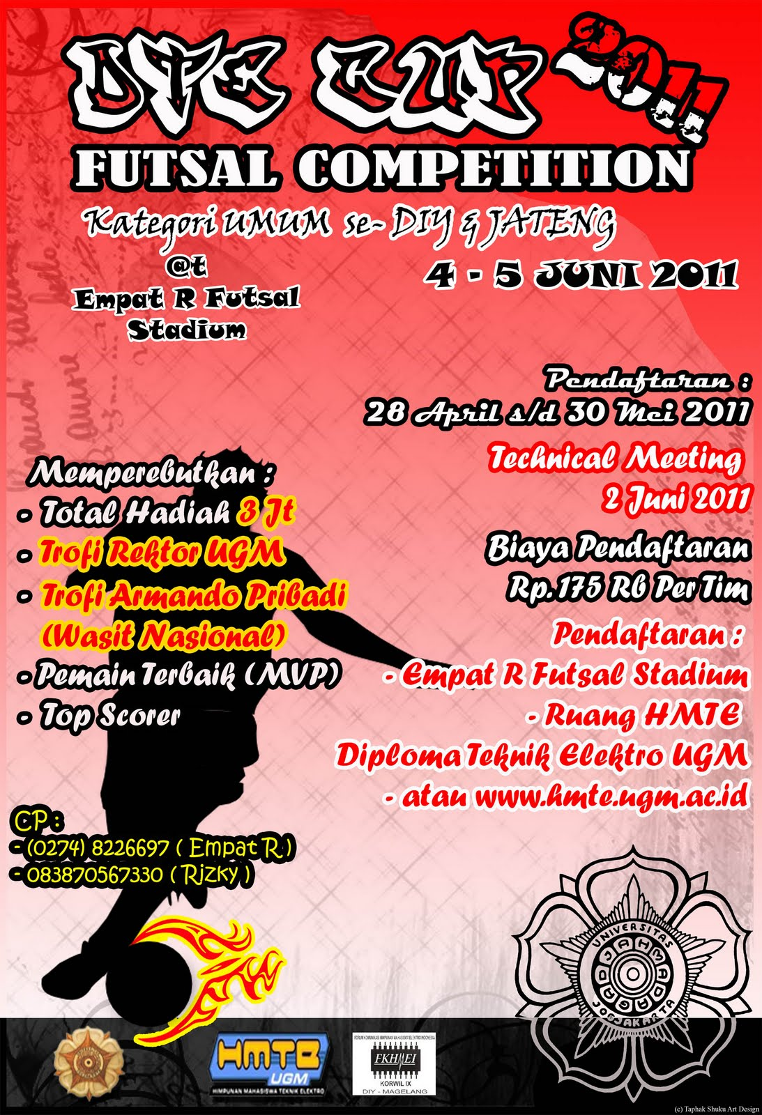 Dte Cup Futsal Competition Hmte