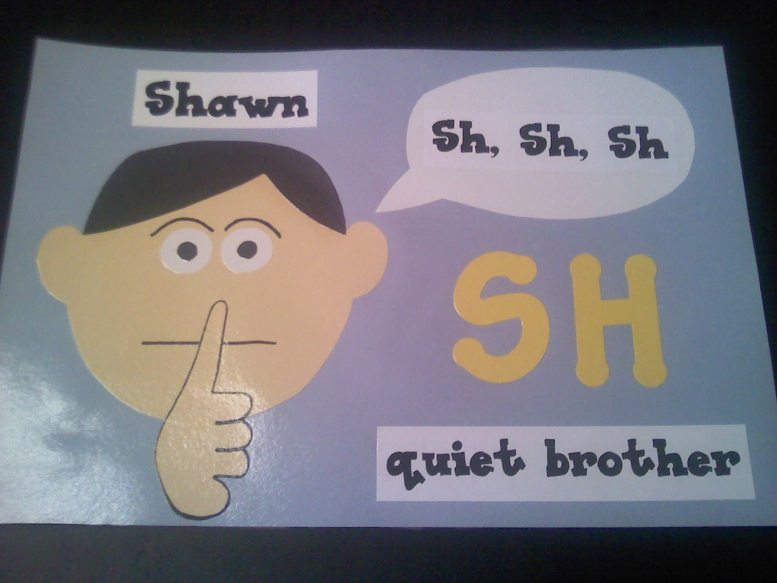 Digraphs And Freebie