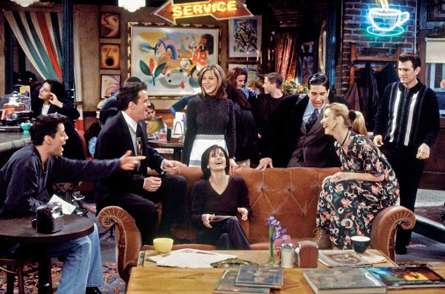 Everything I learned in life, I learned from F.R.I.E.N.D.S.