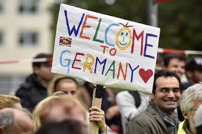 Pemuda Suriah Dibolehkan Memboyong Keluarganya ke Jerman