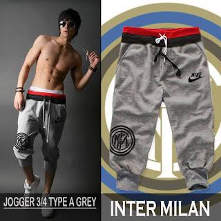 celana jogger Inter Milan