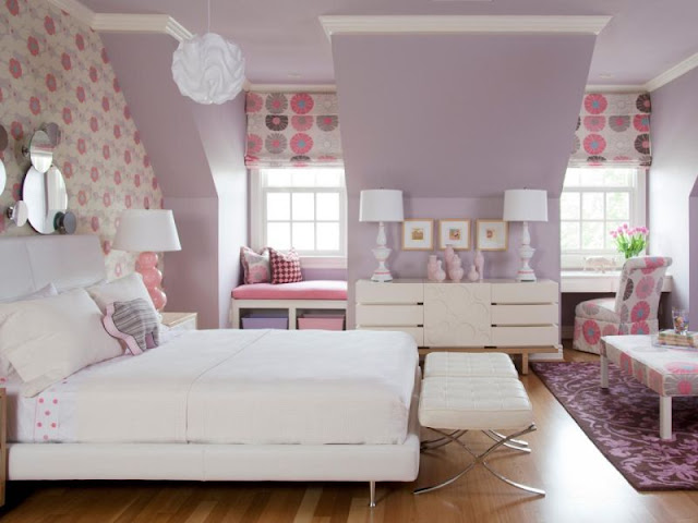 Pink Room Design: Make it a New Sensation Pink Room Design: Make it a New Sensation 7