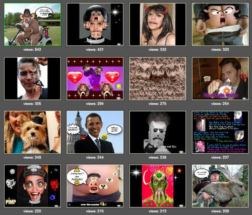 Tạo khung và hiệu ứng độc đáo cho ảnh online-Frame,effects for image