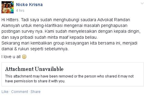 Berhati-hatilah Wahai Admin Group Facebook