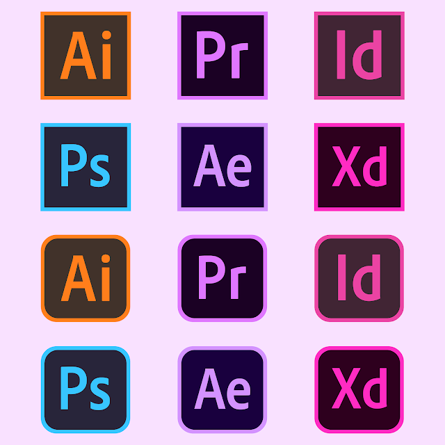 download Logos software Adobe Vectors svg eps png psd ai icons Adobe Illustrator Adobe Photoshop Adobe Premiere Pro Adobe After Effects Adobe XD Adobe InDesign logo vector color free 2019 #download #logo #Adobe #svg #eps #png #psd #ai #vector #color #free #art #vectors #vectorart #icon #logos #icons #socialmedia #photoshop #illustrator #InDesign #design #Premiere