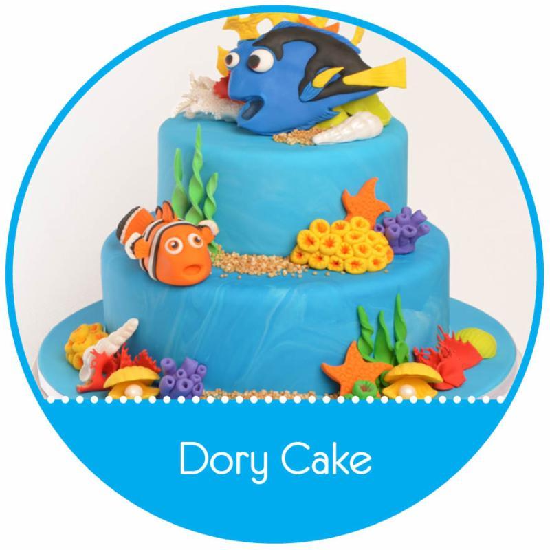 Nemo Cake: Kiwi Cakes: Finding Dory & Nemo Cake Ideas From Our