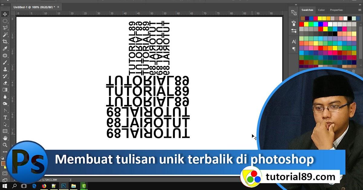 Cara Membuat Desain Logo Dengan Photoshop Desain Kreatif ...