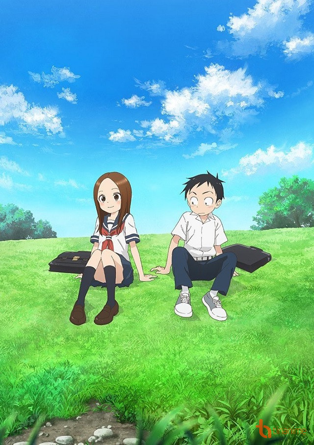 Karakai Jouzu no Takagi-san 3