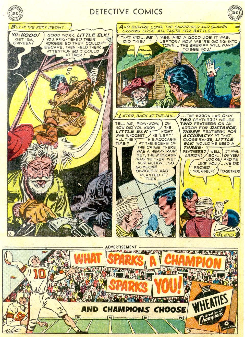 Read online Detective Comics (1937) comic -  Issue #179 - 40