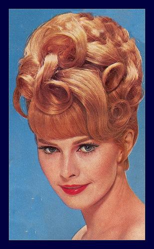 Vintage Doris: Oh Beehive!!!
