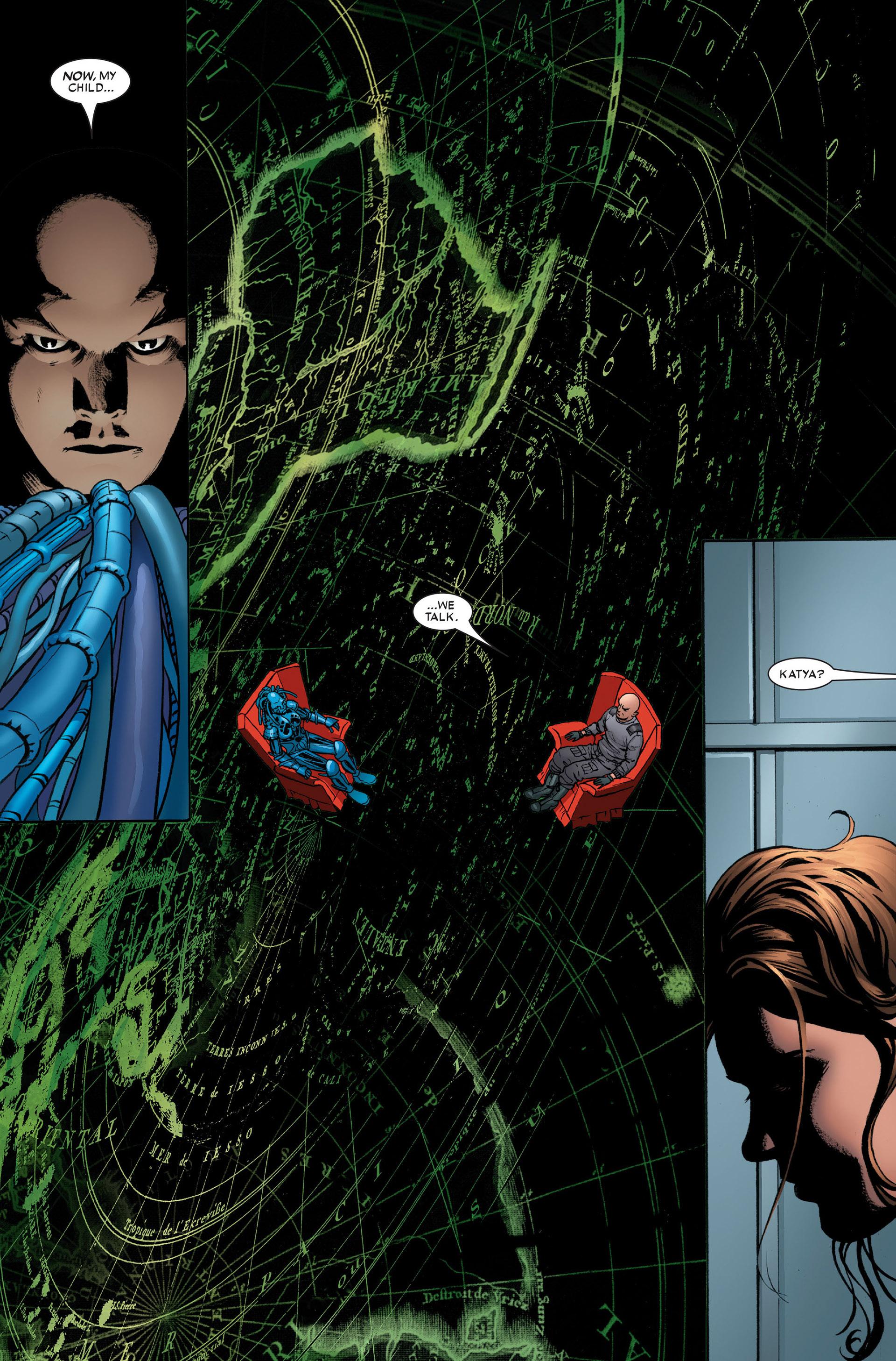 Read online Astonishing X-Men (2004) comic -  Issue #11 - 13