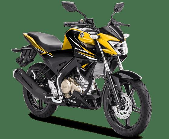 Generasi Lengkap Yamaha Vixion