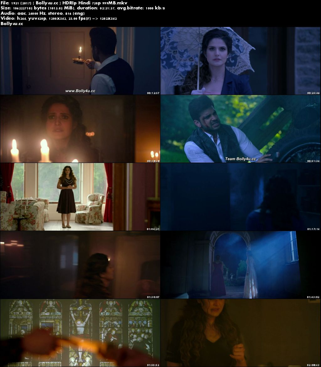1921 (2018) HDRip 400MB Full Hindi Movie Download 480p