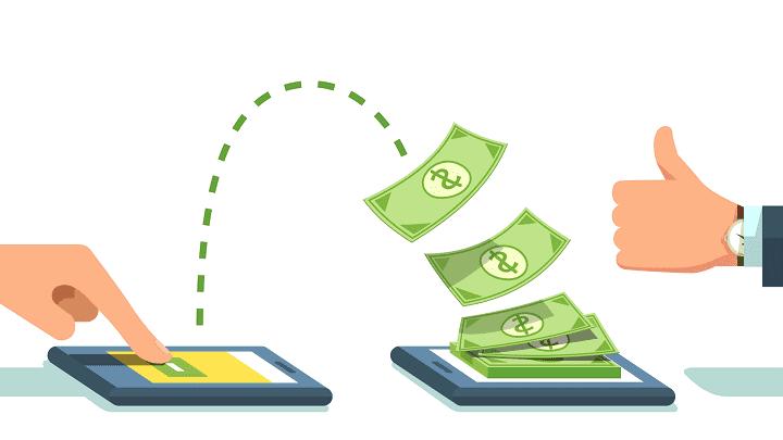 transfer uang lebih mudah menggunakan aplikasi mobile banking