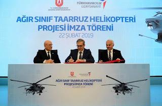 Proyek Helikopter Serang Kelas Berat ATAK 2