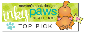 Inky Paws Top Pick  | Newton's Nook Designs