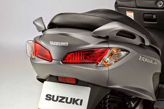 Suzuki Burgman 125 Specification and Price