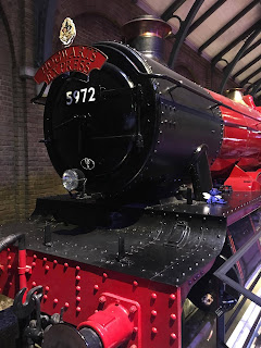 Harry Potter studio tour Leavesden Hogwarts express